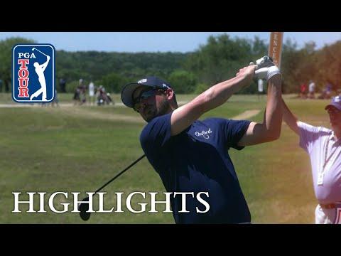 Andrew Landry's Round 4 highlights from Valero