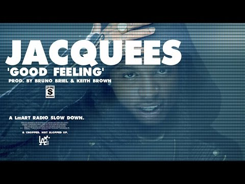 JACQUEES - Good Feeling [SLOWED DOWN & CHOPPED]