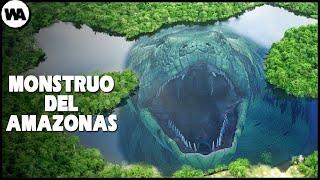 ¿Por qué el Río Amazonas Crea Monstruos?