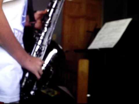 21 guns on Saxophone