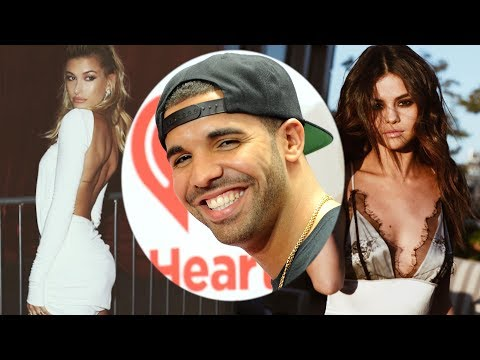 Drake CAUGHT CREEPING On Justin Bieber's Exe's Selena Gomez & Hailey Baldwin!