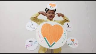 फैंसी ड्रेस | आरोग्य सेतु ऐप | आदित्य कुमार सिंह screenshot 1
