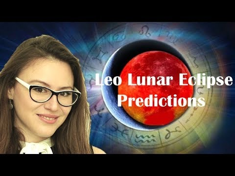 Lunar Eclipse in LEO Brings FATED COMPLETIONS & ENDINGS in Feb, March. Predictions for the 12 Signs