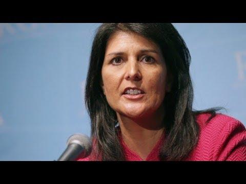 اتصال هاتفي | هايلي: حان الوقت لكي يتحرك مجلس الأمن ضد إيران