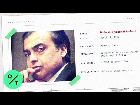 How India's Richest Man Fought to Build an Empire