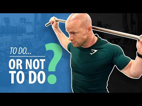 BEHIND THE NECK LAT PULLDOWNS To Do or Not To Do?
