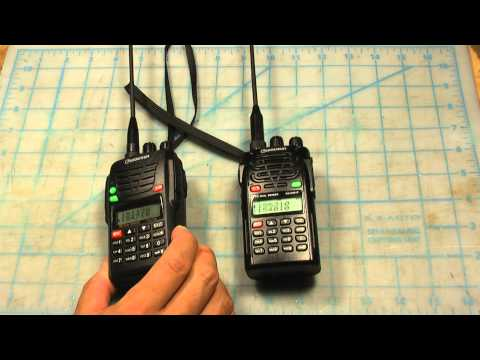 2-Way Hand Held Radio Communication Options For SHTF (1080p HD)