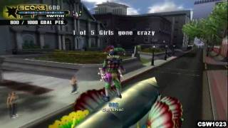 PS2 ~ Tony Hawk's Underground 2 = 22. Stage V: New Orleans, LO [Part 4/5 ~ The Jester]