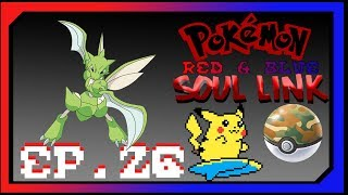 Pokemon Red and Blue Soul Link Episode 26 DA STRUGGLE BUS
