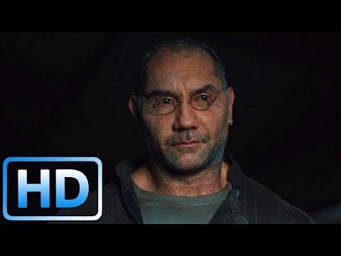Кей убивает репликанта Саппера Мортона / Бегущий по лезвию 2049 (2017)