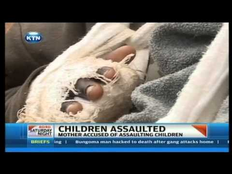 Kiambu Woman Arrested over Child Abuse