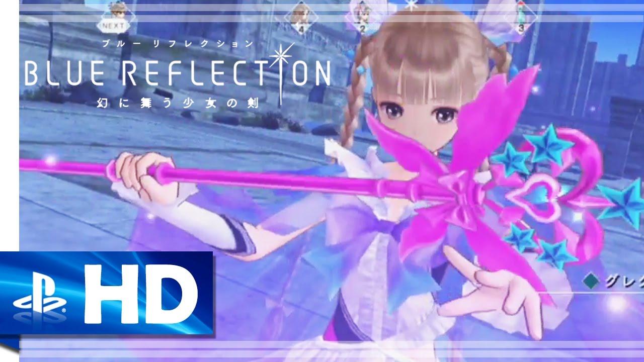 Blue Reflection (PS4/PSVita/PC) | consolewars Foren