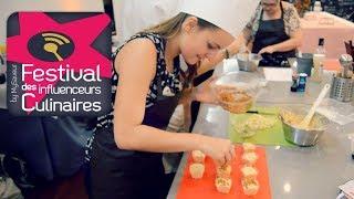 VLOG Festival des Influenceurs Culinaires 2017