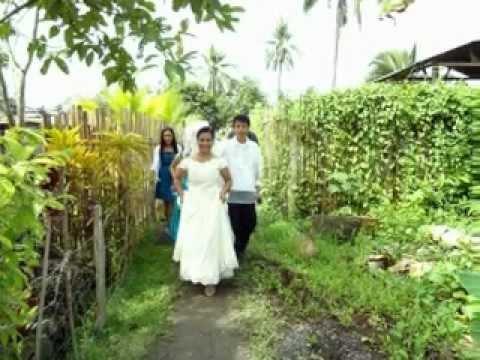 Manticao Church's Wedding  (Melvin and Marilyn)