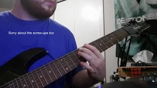 Vola - Smartfriend (Guitar Cover)