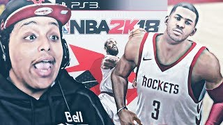 *MUST SEE* NBA 2K18 ON THE PS3 IS A HIDDEN MASTERPIECE?!