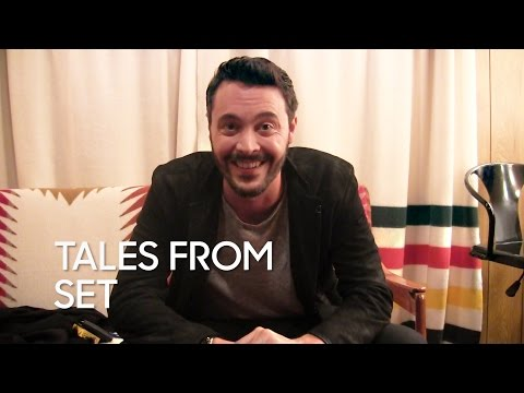 Tales from Set: Jack Huston on