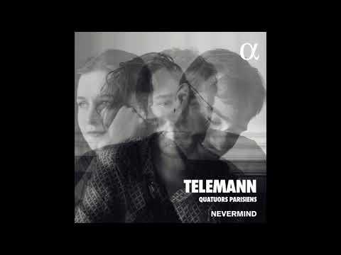 TELEMANN // Quatrième livre de quatuors, Sonate II en Fa majeur : II. Allegro by Nevermind