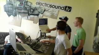 John Acquaviva in the Mix @ Electrosound TV Berlin