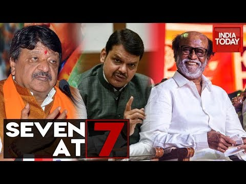 Seven At 7 | Top Headlines Of The Day | India Today | January 24, 2020