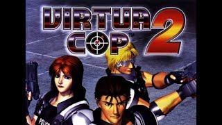 Game tuổi thơ - Virtua cop 2 : Hóa thân cảnh sát , thảm sát người dân hihi