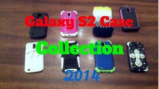 My Samsung Galaxy S2 Case Collection (August 2014) | SoleilTech