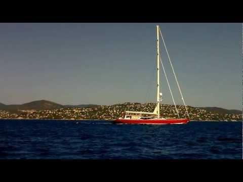 "Impressively nice sailboat ""Aphrodite"""