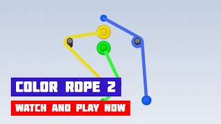 Color Rope 2 · Game · Gameplay