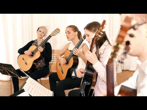 Nigel Westlake - Guitarfish | performed by Weimar Guitar Quartet