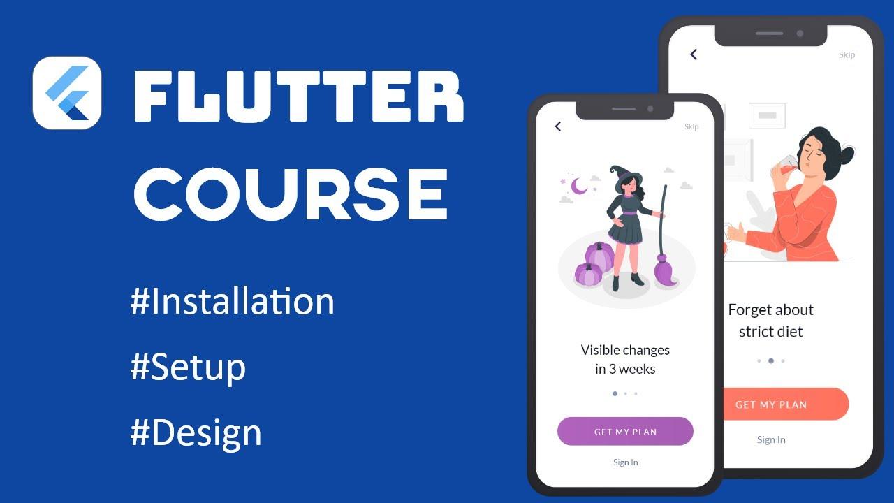 Flutter App Tutorial For Beginners