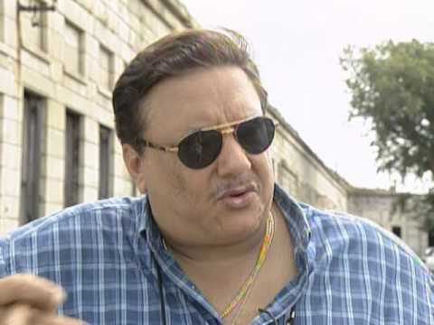 Arturo Sandoval - Interview - 8/15/1998 - Newport Jazz Festival (Official)