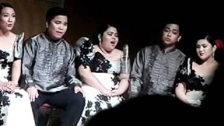 Video Philippine Madrigal Singers - SEMPURNA (solo: Kitbielle Pasagui) download MP3, 3GP, MP4, WEBM, AVI, FLV Agustus 2017