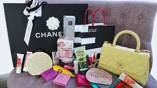 My £3k Vacation Haul   CHANEL, SEPHORA, NUXE