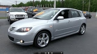 2006 Mazda3 S Hatchback Start Up, Exhaust and In Depth Review
