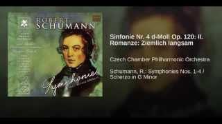 Sinfonie Nr. 4 d-Moll Op. 120: II. Romanze: Ziemlich langsam