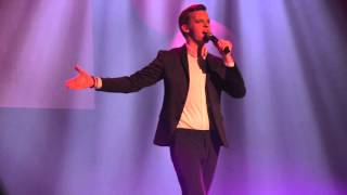 ESCKAZ in Amsterdam: Jüri Pootsmann (Estonia) - Play (at Eurovision In Concert)