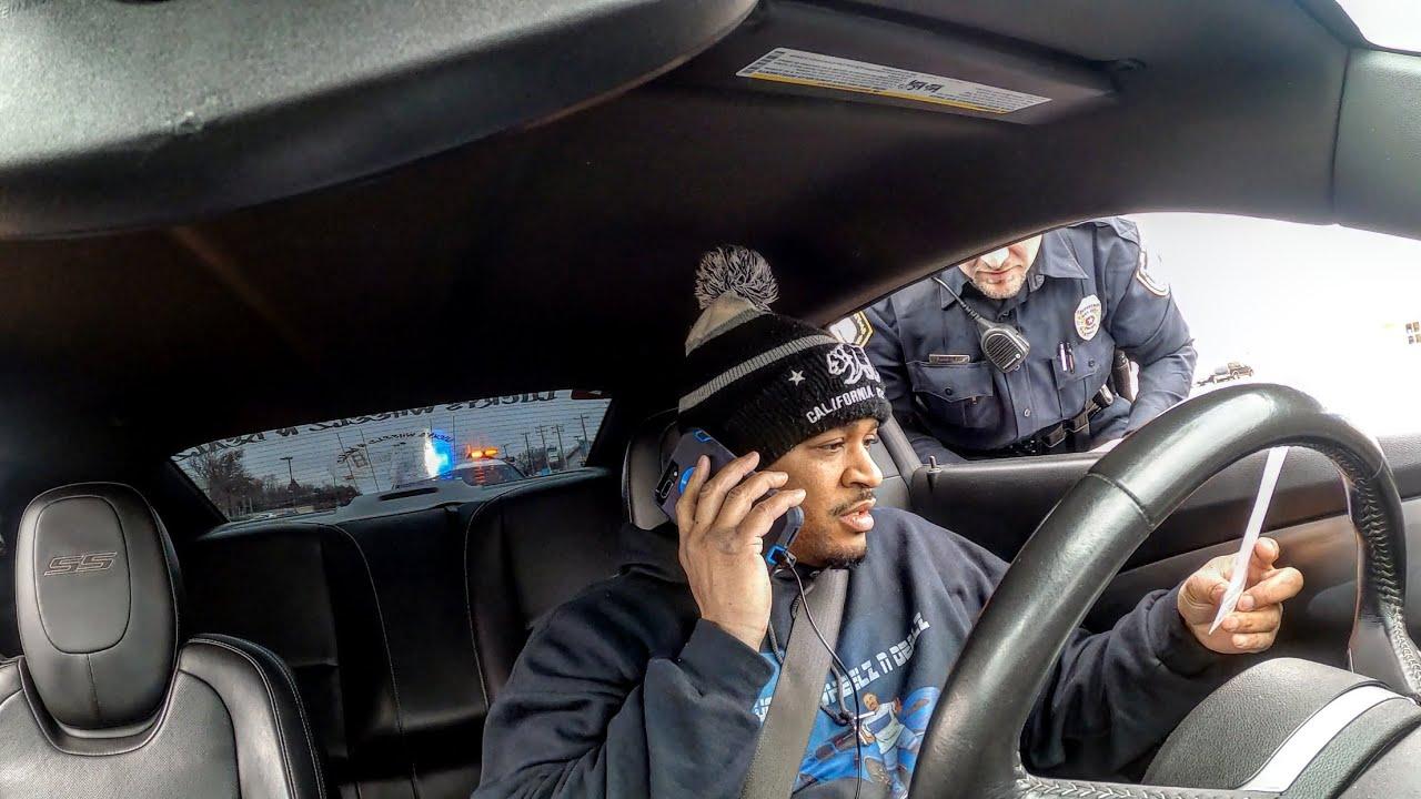 Police: UFC star Jon Jones dented police SUV with his head
