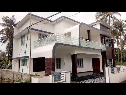 New House for sale Aluva 5 2300sqft 4bhk-Download Floor Plans-Link in Description