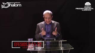 A GRANDE FAMÍLIA DE DEUS - Efésios 2:11-22 (08/11/2020)   Rev. Noidy Souza