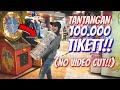 BONGKAR TRIK MESIN TROLLEY/TOWER CRANE LENGKAP!! TANTANGAN 100.000 TIKET JACKPOT!!