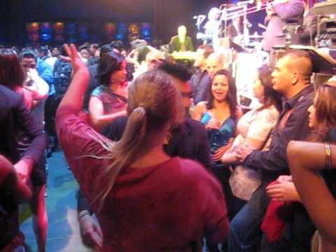 Los Angeles Mayan Salsa Dancing 2009