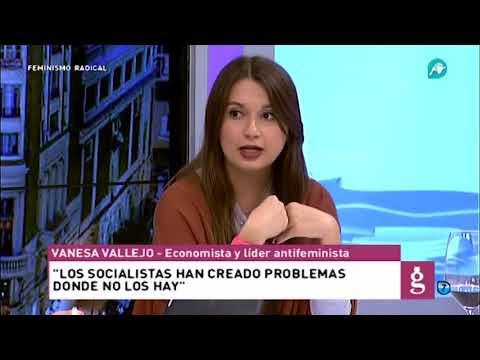 Vanesa Vallejo  Economista colombiana que denuncia el feminismo