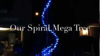 Spiral Mega Tree Light O Rama