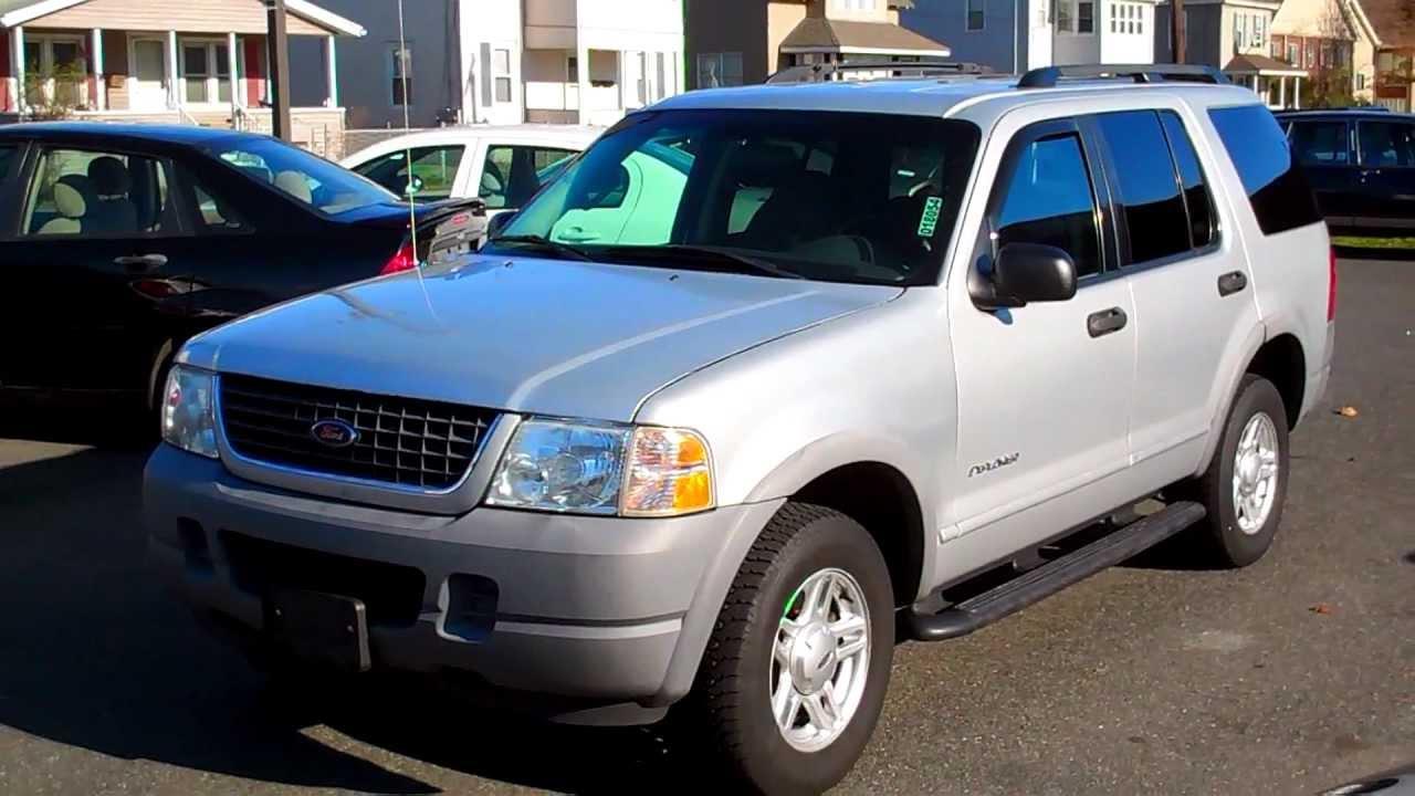 2002 ford explorer xls 4wd 4dr suv 4 0l v6 at