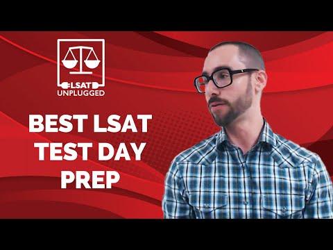 Best LSAT Test Day Prep with Steve Schwartz  LSAT Blog