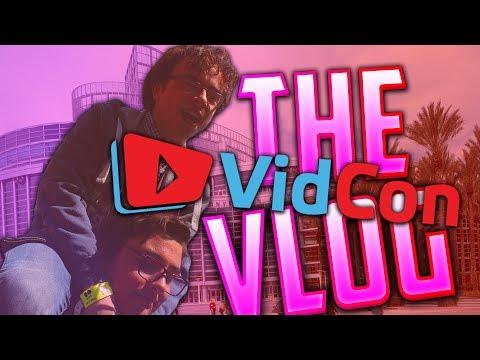 Harius' MLG Vidcon 2017 (actual worst video of the century) ft. Tuvalu