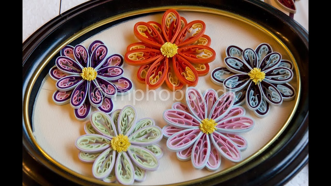 Quilling comb tutorial two tone of paper youtube youtube premium mightylinksfo