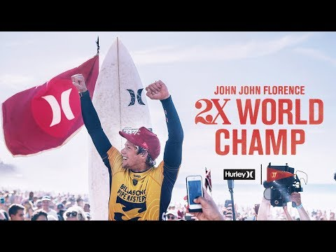 JOHN JOHN FLORENCE | 2X WORLD CHAMPION