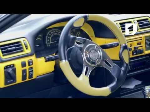 Утренний эфир / Opel Calibra