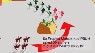 The Battle of Uhud in 5 Minutes